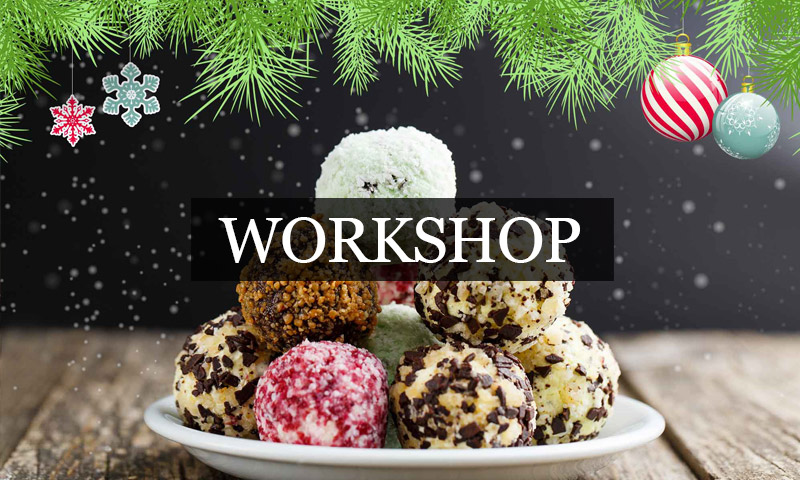 Juleguf workshop